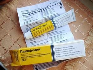 Крем Пимафуцин для мужчин: от молочницы, как использовать, отзывы