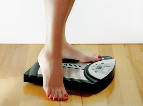 Набор веса на 9 месяце