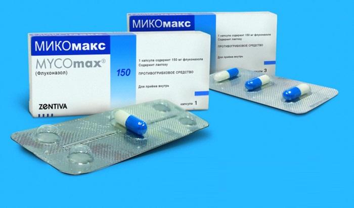 Лечение молочницы с помощью одной таблетки